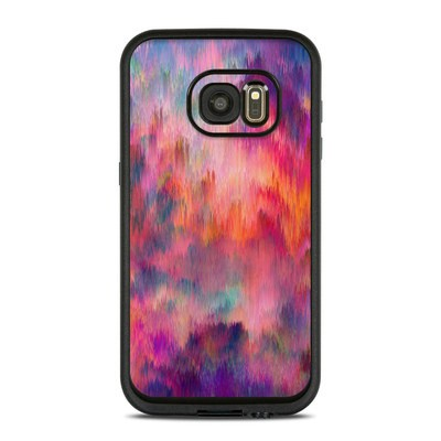 Lifeproof Galaxy S7 Fre Case Skin - Sunset Storm