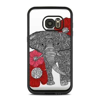 Lifeproof Galaxy S7 Fre Case Skin - The Elephant