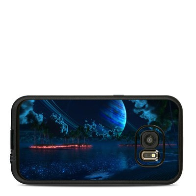 Lifeproof Galaxy S7 Fre Case Skin - Thetis Nightfall