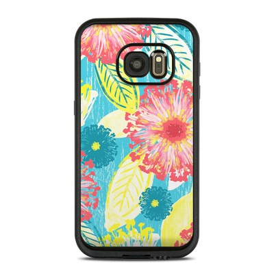 Lifeproof Galaxy S7 Fre Case Skin - Tickled Peach