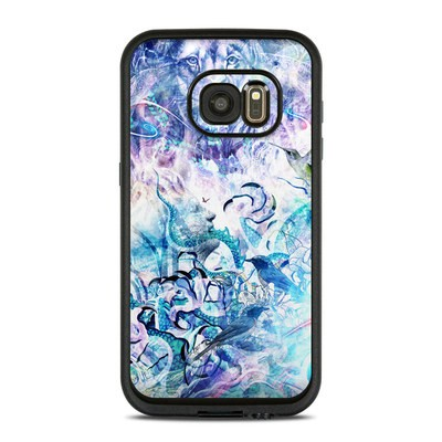 Lifeproof Galaxy S7 Fre Case Skin - Unity Dreams