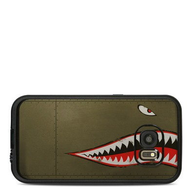 Lifeproof Galaxy S7 Fre Case Skin - USAF Shark
