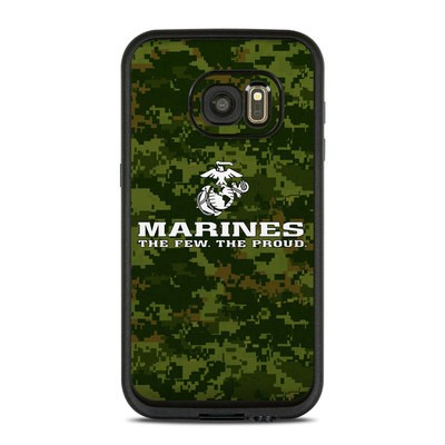 Lifeproof Galaxy S7 Fre Case Skin - USMC Camo