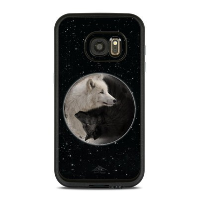 Lifeproof Galaxy S7 Fre Case Skin - Wolf Zen