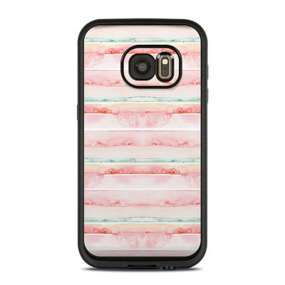 Lifeproof Galaxy S7 Fre Case Skin - Watercolor Sunset