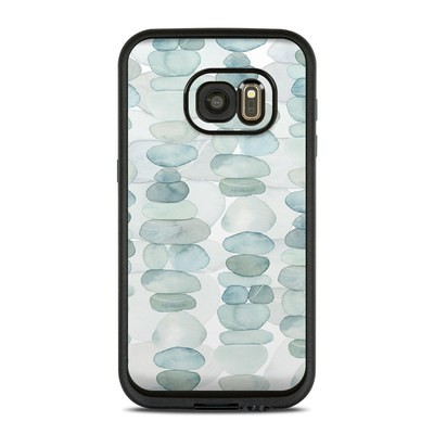 Lifeproof Galaxy S7 Fre Case Skin - Zen Stones