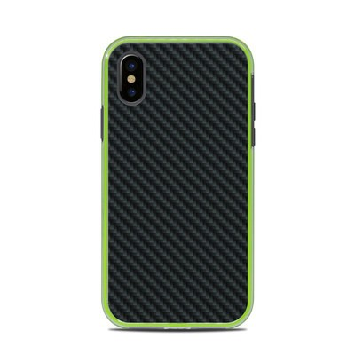 Lifeproof iPhone X Slam Case Skin - Carbon