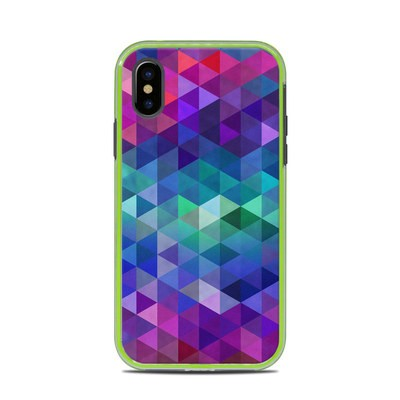 Lifeproof iPhone X Slam Case Skin - Charmed