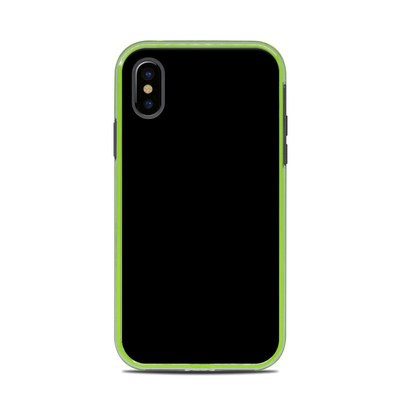 Lifeproof iPhone X Slam Case Skin - Solid State Black