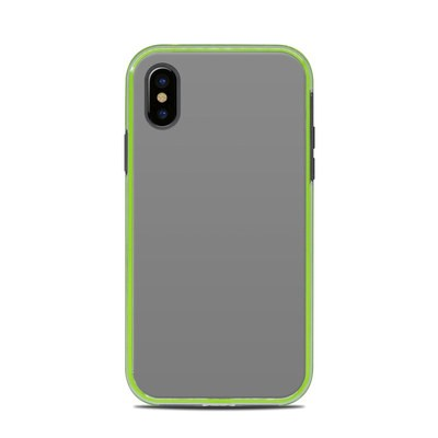 Lifeproof iPhone X Slam Case Skin - Solid State Grey