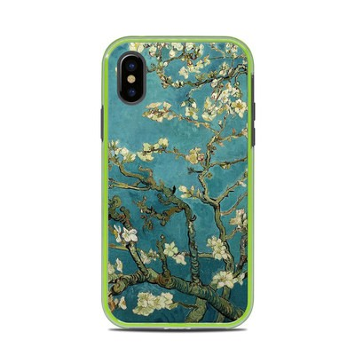 Lifeproof iPhone X Slam Case Skin - Blossoming Almond Tree