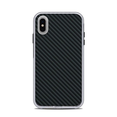 Lifeproof iPhone XS Max Slam Case Skin - Carbon