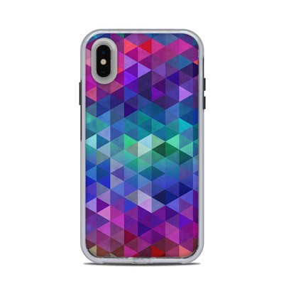 Lifeproof iPhone XS Max Slam Case Skin - Charmed
