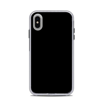 Lifeproof iPhone XS Max Slam Case Skin - Solid State Black