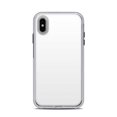 Lifeproof iPhone XS Max Slam Case Skin - Solid State White
