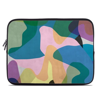 Laptop Sleeve - Abstract Camo