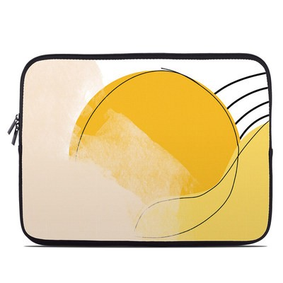 Laptop Sleeve - Abstract Yellow