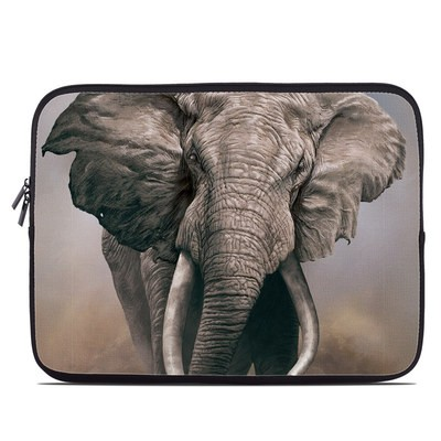 Laptop Sleeve - African Elephant