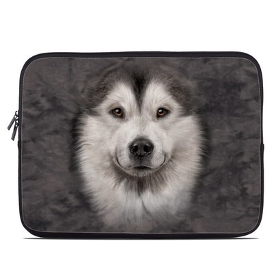 Laptop Sleeve - Alaskan Malamute