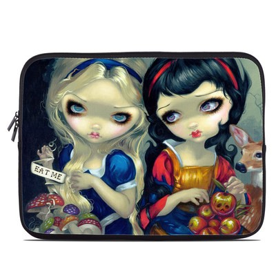 Laptop Sleeve - Alice & Snow White