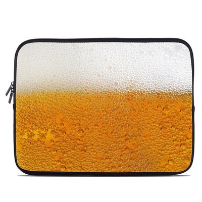 Laptop Sleeve - Beer Bubbles