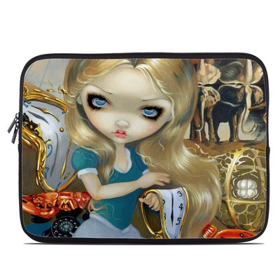 Laptop Sleeve - Alice in a Dali Dream