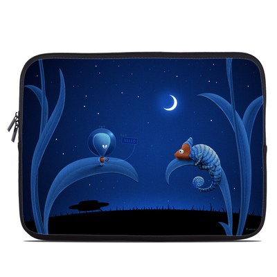 Laptop Sleeve - Alien and Chameleon