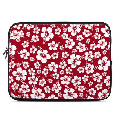 Laptop Sleeve - Aloha Red