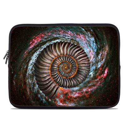 Laptop Sleeve - Ammonite Galaxy