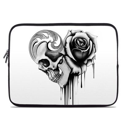 Laptop Sleeve - Amour Noir