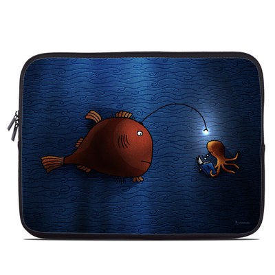 Laptop Sleeve - Angler Fish