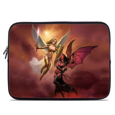 Laptop Sleeve - Angel vs Demon