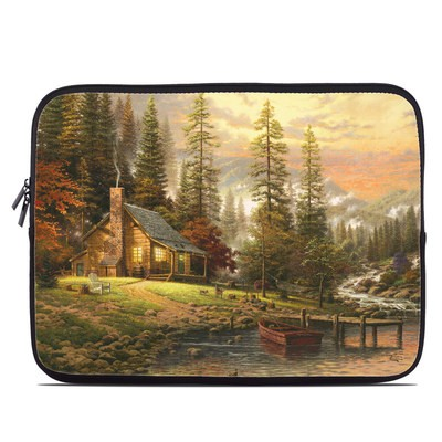 Laptop Sleeve - A Peaceful Retreat