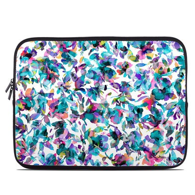 Laptop Sleeve - Aquatic Flowers