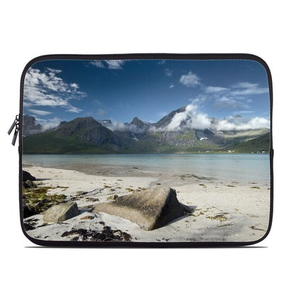 Laptop Sleeve - Arctic Beach