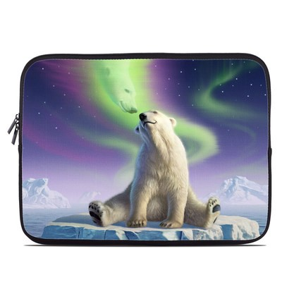 Laptop Sleeve - Arctic Kiss