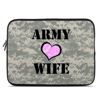 Laptop Sleeve - Army Wife