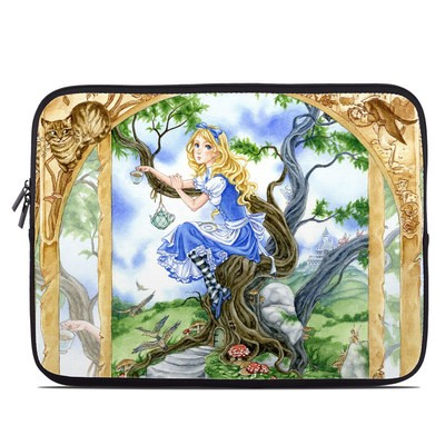 Laptop Sleeve - Alice's Tea Time