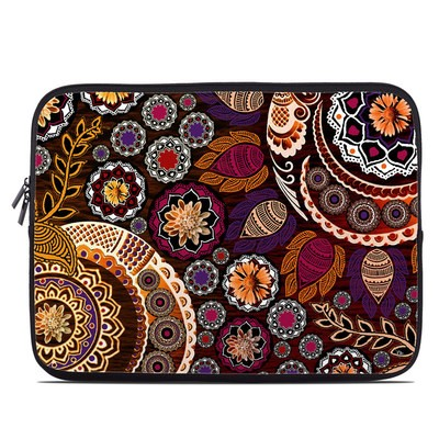 Laptop Sleeve - Autumn Mehndi
