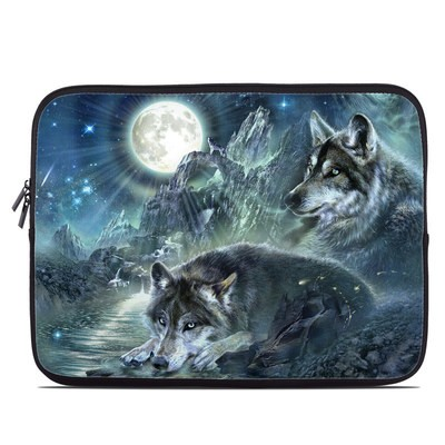 Laptop Sleeve - Bark At The Moon