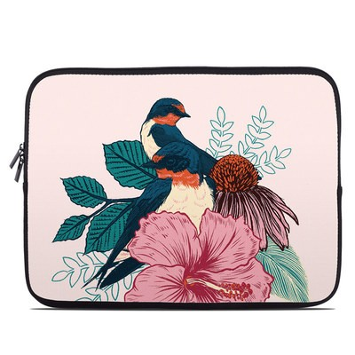 Laptop Sleeve - Barn Swallows