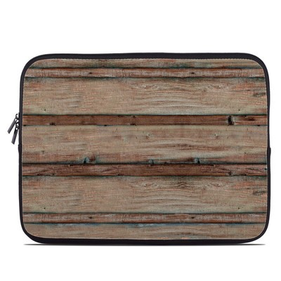 Laptop Sleeve - Boardwalk Wood