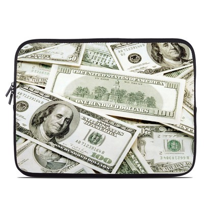 Laptop Sleeve - Benjamins