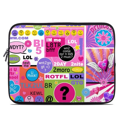 Laptop Sleeve - BFF Girl Talk