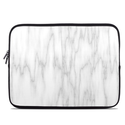 Laptop Sleeve - Bianco Marble