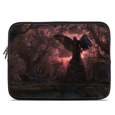 Laptop Sleeve - Black Angel