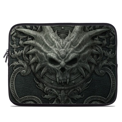 Laptop Sleeve - Black Book