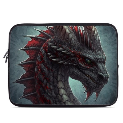 Laptop Sleeve - Black Dragon