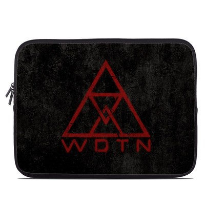 Laptop Sleeve - Black Stone