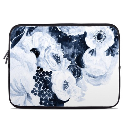Laptop Sleeve - Blue Blooms